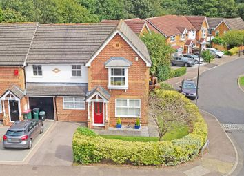 Thumbnail 3 bed end terrace house for sale in Penfold Road, Maidenbower, Crawley