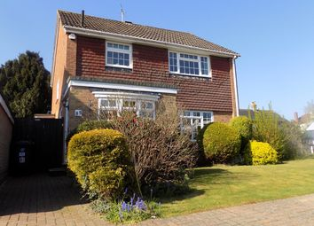 Thumbnail 3 bed detached house for sale in Willow Way, Farnham