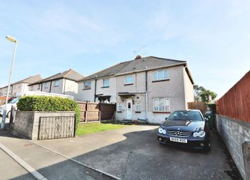 Thumbnail 3 bed semi-detached house to rent in Porthkerry Place, Gabalfa, Cardiff