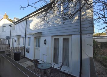 Thumbnail 1 bed semi-detached house for sale in Cross Street, Camborne