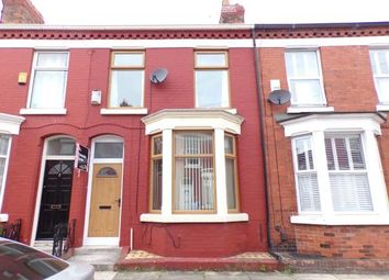 Thumbnail 3 bed terraced house for sale in Rosslyn Street, Aigburth, Liverpool, Merseyside