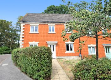 Thumbnail 3 bed semi-detached house for sale in Juniper Close, Hurst Green, Oxted