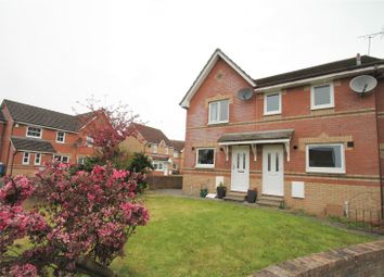 Thumbnail 2 bed link-detached house for sale in Nicol Road, Broxburn