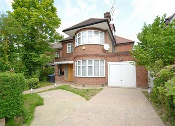 Thumbnail 5 bed detached house to rent in Dobree Avenue, Willesden Green, London