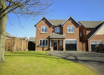 Thumbnail 4 bed detached house for sale in Beech Drive, Whalley, Clitheroe