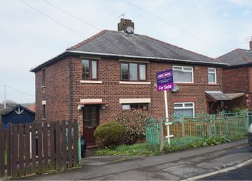 Thumbnail 3 bed semi-detached house for sale in Mansfield Road, Hyde