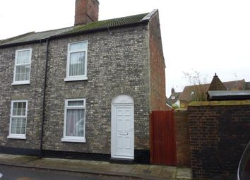 Thumbnail 2 bed terraced house to rent in Checker Street, King's Lynn
