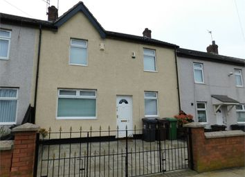 Thumbnail 3 bed terraced house to rent in Stewart Avenue, Bootle, Merseyside
