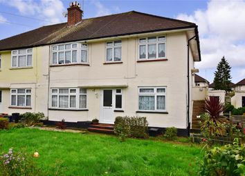 Thumbnail 2 bed maisonette for sale in Caernarvon Drive, Ilford, Essex