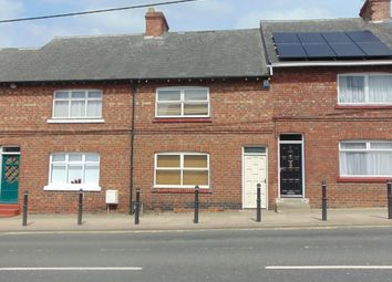 Thumbnail 2 bedroom flat to rent in Durham Road, Bowburn, Durham
