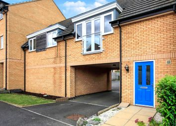 Thumbnail 2 bedroom property for sale in Beadle Way, Gunthorpe, Peterborough