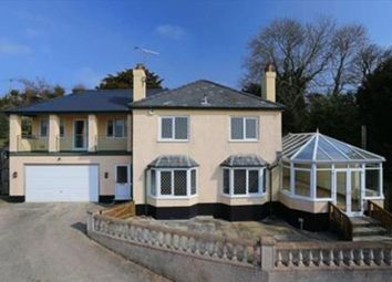 Thumbnail 4 bed detached house to rent in Tremeirchion, St. Asaph
