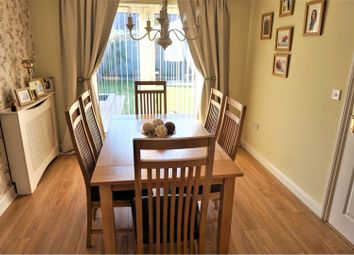 Thumbnail 4 bedroom detached house for sale in David Harman Drive, West Bromwich