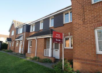 Thumbnail 2 bed terraced house to rent in The Beeches, Weyhill Road, Andover