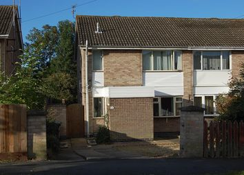 Thumbnail 3 bed semi-detached house to rent in Woodland Drive, Alma Park Road, Grantham