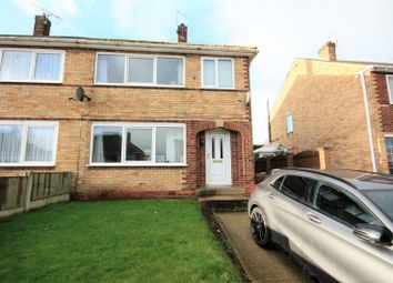 Thumbnail 3 bed semi-detached house for sale in 30 Rochester Row, Doncaster