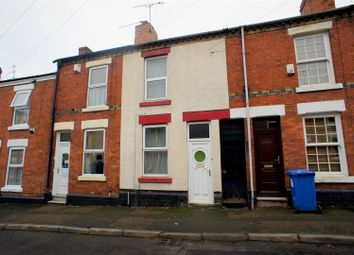 Thumbnail 2 bedroom terraced house to rent in Peel Street, Derby