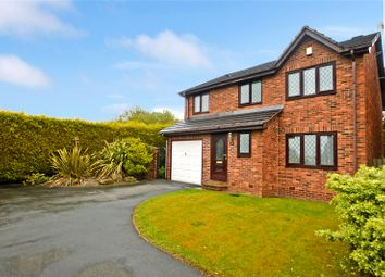 Thumbnail 4 bed detached house for sale in The Oaks, Churwell, Morley, Leeds