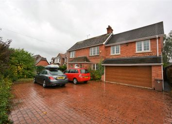Thumbnail 5 bed detached house for sale in Hyde End Road, Spencers Wood, Reading, Berkshire