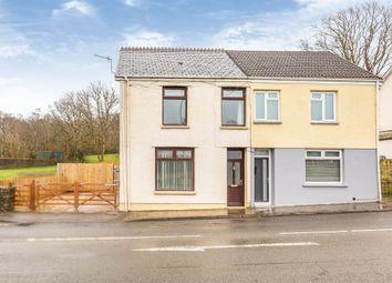 3 bed semi-detached house for sale in Oak Villas, Bryncethin, Bridgend CF32