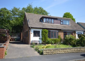 Thumbnail 3 bed bungalow for sale in Dimplewell Close, Ossett