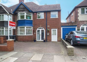 Thumbnail 3 bed semi-detached house for sale in Inverclyde Road, Handsworth Wood, Birmingham