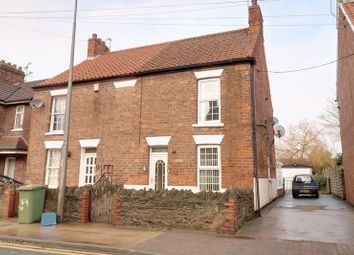 Thumbnail 2 bed semi-detached house for sale in Old Crosby, Scunthorpe