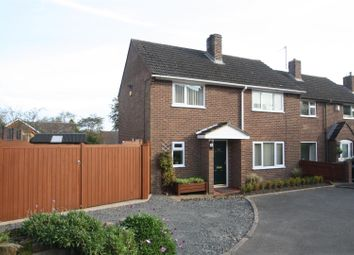 Thumbnail 3 bed end terrace house for sale in Highfield, Lawley Village, Telford