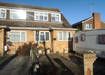 Thumbnail 2 bed semi-detached house for sale in Abbey Street, Thorpe-Le-Soken, Clacton-On-Sea