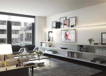 Thumbnail 1 bed flat for sale in Rathbone Square, Fitzrovia, London