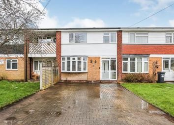 Thumbnail 4 bed terraced house for sale in Colesbourne Road, Solihull, West Midlands, Birmingham