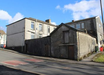 Thumbnail Commercial property for sale in Former Scout Hall, Rear Of 62 High Street, Rhymney, Tredegar, Caerphilly