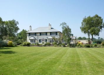 Thumbnail 5 bed detached house to rent in Kersbrook, Budleigh Salterton, Devon