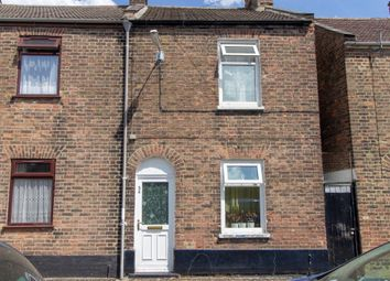 Thumbnail 2 bedroom end terrace house for sale in Checker Street, King's Lynn