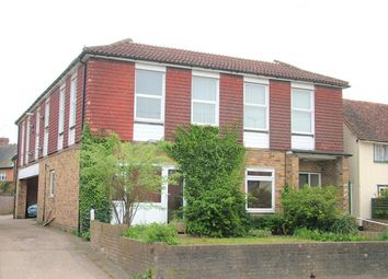 Thumbnail 2 bed flat to rent in High Street, Essex