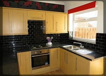 Thumbnail 2 bed end terrace house to rent in Brecon Street, Buckingham Street, Hull