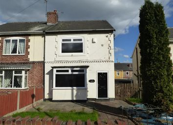 Thumbnail 3 bed semi-detached house to rent in Manor Avenue, Goldthorpe, Rotherham