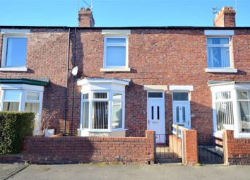 Thumbnail 2 bedroom terraced house to rent in Arthur Terrace, Bishop Auckland