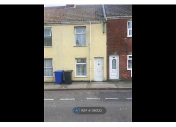 Thumbnail 2 bed terraced house to rent in Roman Road, Lowestoft