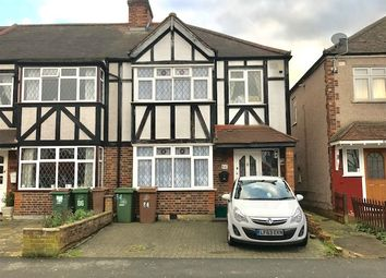 Thumbnail 3 bed terraced house for sale in Chatworth Road, Cheam