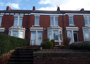 Thumbnail 2 bed flat for sale in Stowell Terrace, Gateshead