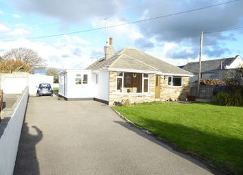 Thumbnail 3 bed detached bungalow for sale in Trenale Lane, Tintagel
