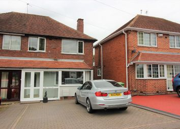 Thumbnail 3 bed terraced house for sale in Collingwood Drive, Great Barr, Birmingham