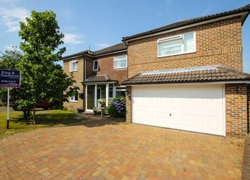 Thumbnail 5 bed detached house for sale in Goodwood Close, Midhurst, West Sussex