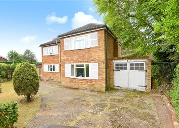 Thumbnail 3 bed detached house for sale in Harts Leap Road, Sandhurst, Berkshire