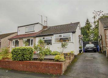 Thumbnail 2 bed semi-detached bungalow for sale in Grove Street, Accrington, Lancashire