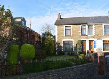 Thumbnail 3 bed semi-detached house to rent in Greenbank Villas, Mountain Ash, Rhondda Cynon Taff