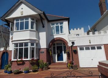 Thumbnail 4 bed detached house for sale in Windsor Road, Porthcawl
