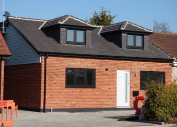 Thumbnail 3 bedroom semi-detached house for sale in Epping Road, Ongar, Essex