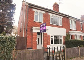Thumbnail 4 bed semi-detached house for sale in Linden Road, Gloucester